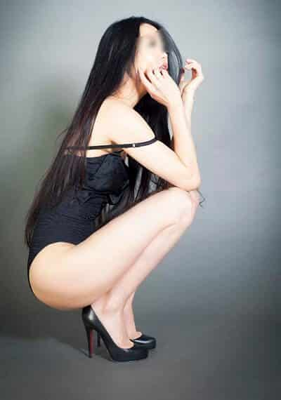 Meet the Beautiful Elsa a Russian/Korean London Escort in South Kensington
