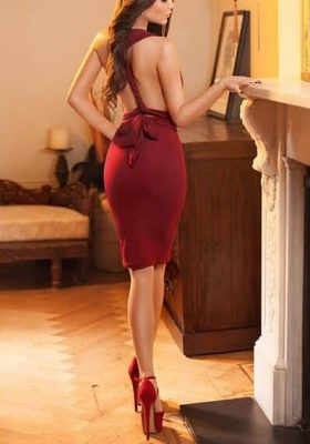 Meet Angel a Sexy Eastern European London Escort in High Street Kensington
